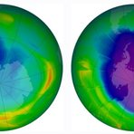 Internacional - Buraco na camada de ozono está a fechar e o CO2 pode dar uma ajuda