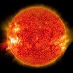 """Ciência - Comunicações em risco depois de nova explosão solar """"intensa"""""""