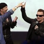 Lançado de graça, álbum do U2 tem 200 mil downloads no 1º dia.