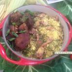 Costelinha de porco com farofa de couve receita Hoje em Dia 11/09/2014