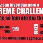 Extreme Challenge 2014 - São Lourenço - Challenge Biker e Challenge Run