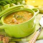 Sopa para emagrecer (ingredientes milagrosas)