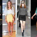 Saia bandagem moda verão 2015 como usar