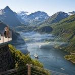 Curiosidades - Fiordes da Noruega