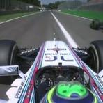 Fórmula 1 - F1: 30 minutos de imagens onboard da corrida em Monza