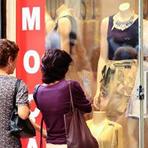 Dinheiro - Queda nas vendas do comércio, a pior desde 2008, desautoriza os discursos mentirosos de Dilma
