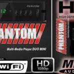 Nova Solução Para Phantom Duo Mini Plus em iks HD . 11/09/2014
