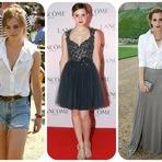 Inspire-se: 20 looks de Emma Watson
