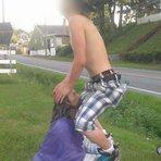 Sinal dos Tempos: Jovem pode ser preso por simular cena promiscua com estátua de Jesus