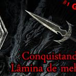 Conquistando a Lâmina de Mehrunes #1 Primeiro GamePlay