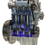 Motor de 3 cilindros