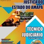 Empregos - Concurso TJ AP - Tribunal de Justiça do Estado do Amapa - TÉCNICO JUDICIÁRIO – ÁREA JUDICIÁRIA E ADMINISTRATIVA