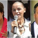 Dilma amplia vantagem sobre Marina no 1º turno, diz Ibope, Aécio Neves estaciona nos 15%
