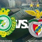 Futebol - Video Golos V. Setúbal 0 vs 5 Benfica – Campeonato