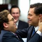 Jonah Hill e Leonardo DiCaprio estarão juntos novamente em novo filme
