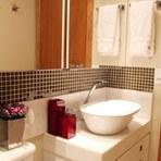 Arquitetura e decoração - Decoração Para Banheiro Pequeno Com Espelho, As Dicas Mais Tops E Procuradas!