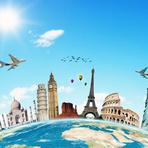 Categoria Turismo - Titulo :7 Dicas de como encontrar bilhetes de avião baratos