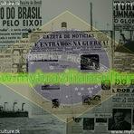 Educação - 1917 - Brasil Declara Guerra à Alemanha no 1º Grande Conflito Mundial