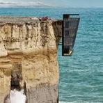 Curiosidades - Conheça a Cliff House, uma casa de luxo ancorada no penhasco