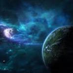 Educação - Cenas da vida no Planeta Terra em um futuro distante