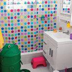 Arquitetura e decoração - Decoração Para Banheiro Infantil, Opções e Dicas Maravilhosas!