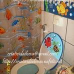 Decoração Para Banheiro Infantil Em Eva, Opções e Dicas Maravilhosas!