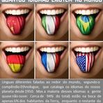 Diversos - Quantos idiomas existem no mundo?