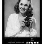 Propagandas antigas de câmeras fotográficas