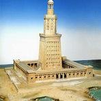 Curiosidades - Curiosidades sobre as Sete Maravilhas do Mundo Antigo: Farol de Alexandria