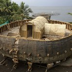 Curiosidades - Réplica da Arca de Noé é construída na Índia em escala menor