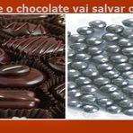 Saúde - Cientistas descobrem cádmio e chumbo em chocolates