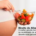 Legal - A mulher que está grávida tem direito ao recebimento de alimentos nesse período gestacional?