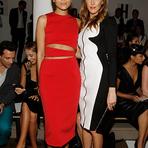As famosas mais bem vestidas da Semana de Moda de Nova York
