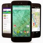 Google lança primeiro smartphone com Android One