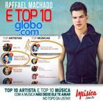 Raffael Machado lidera as rádios nacionais e deve lançar novo CD em Outubro