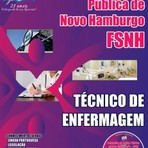 Apostila Concurso 2014 FSNH-RS, Técnico de Enfermagem