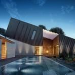 Arquitetura e decoração - Casa é modelo em ecoeficiência na Noruega
