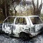 Corpo é encontrado dentro de carro incendiado em parque de MT