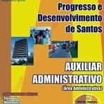 Apostila Concurso PRODESAN Santos/SP PROCESSO SELETIVO 2014