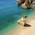 Curiosidades - Praia da Marinha – Lagoa, Algarve (Portugal).