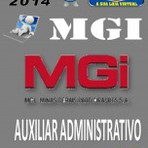 Apostila Concurso MGI Auxiliar Administrativo 2014