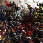 Divulgada sinopse oficial de Vingadores: A Era de Ultron