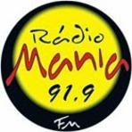 Rádio Mania 91,9 FM - Volta Redonda / RJ