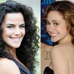 Mulher - Escolher cortes para cabelos cacheados longos