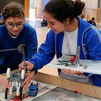 Empreendedorismo em escolas particulares também é ensino integral, além da robótica.