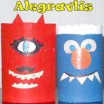 Arte & Cultura - Rolo de Papel: Toy Art