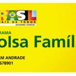 Utilidade Pública - Bolsa Família Programa do Governo