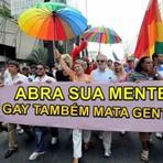 Gayzistas inventam caso de homofobia