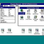 Softwares - Microsoft Windows NT
