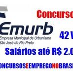 Concurso Emurb 2014 - Empresa Municipal de Urbanismo de São José do Rio Preto